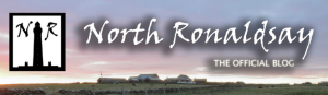 North Ronaldsay Logo