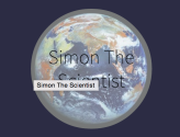 Simon the Scientist Logo